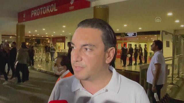 ANTALYA – Fraport TAV Antalyaspor-Adana Demirspor maçının ardından – Berkay Bahar