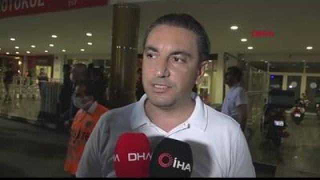 Antalyaspor Asbaşkanı Bahar Her hafta tecrübesiz hakemler maçımıza veriliyor