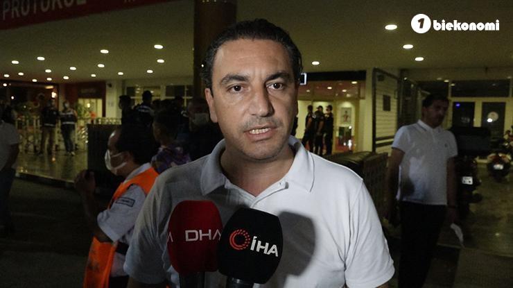 Antalyaspordan hakem isyanı