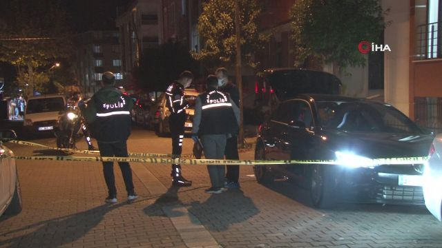Avcılar'da dur ihtarına uymayan şüpheliler polise ateş açtı: 1 polis yaralı