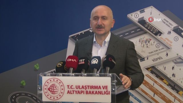 """Bakan Karaismailoğlu: """"Atatürk Havalimanı'nı adeta bir etkinlik merkezine dönüştürdük"""""""
