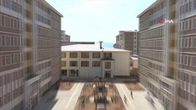 Bakan Kasapoğlu, Aydın'da hizmete açılan yurdu paylaştı