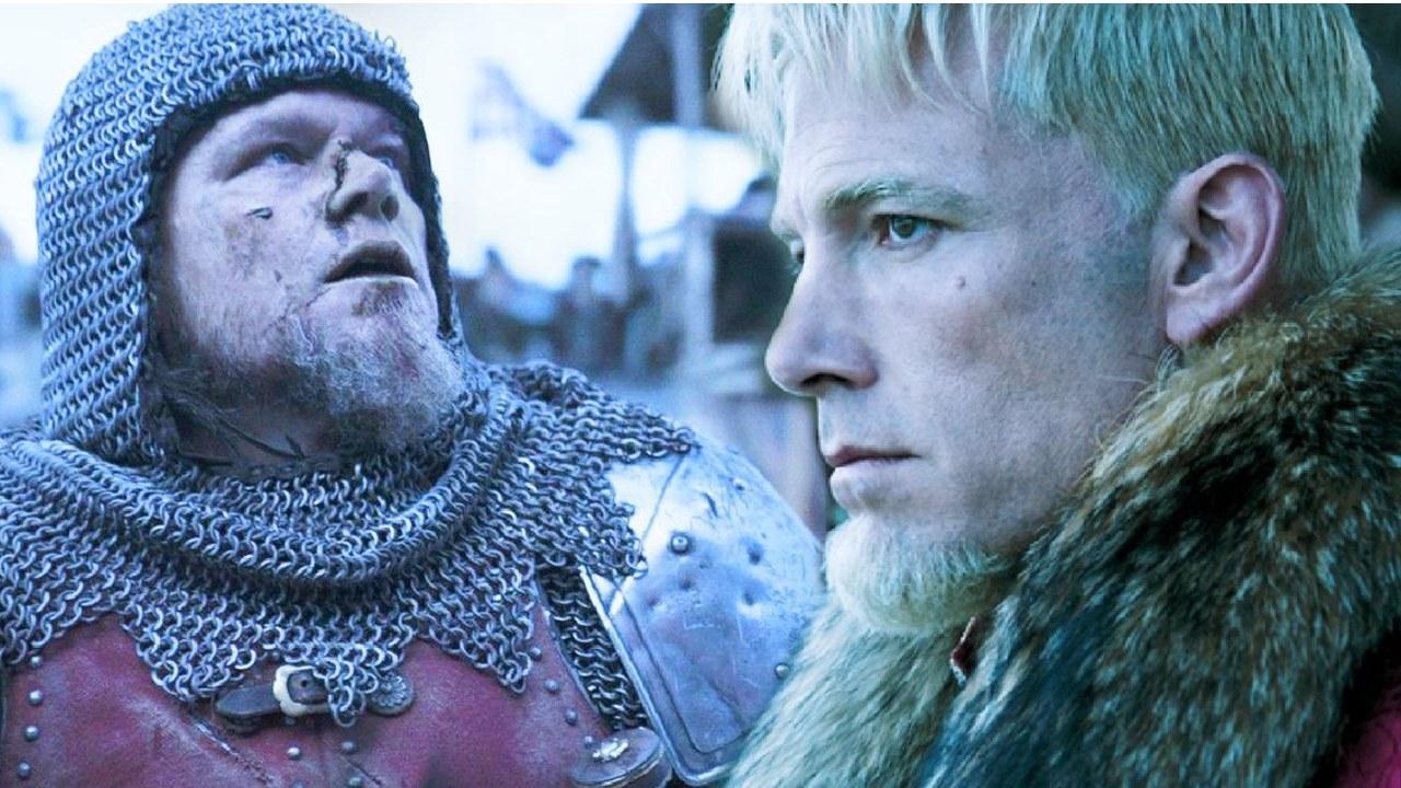 Matt Damon ve Ben Affleck