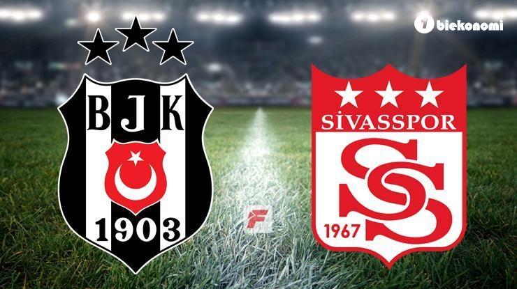 Beşiktaş – Sivasspor maçı ne zaman, saat kaçta, hangi kanalda?…