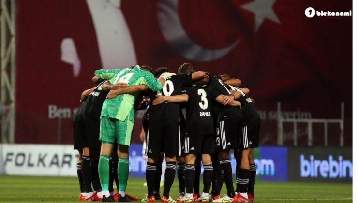 Beşiktaş, Süper Lig'de yarın Sivasspor'u konuk edecek