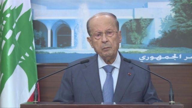 BEYRUT – Lübnan Cumhurbaşkanı Avn, kimsenin kendi çıkarları için ülkeyi rehin almasına izin vermeyeceklerini söyledi