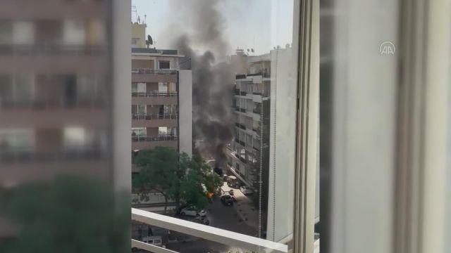 BEYRUT – Lübnan'da Şii Emel Hareketi ve Hizbullah destekçilerine ateş açıldı: 3 ölü, 20 yaralı (1)