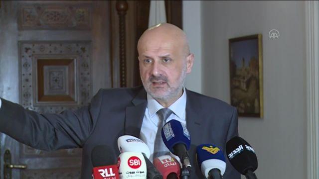 BEYRUT – Lübnan İçişleri Bakanı, olaylarda ölü sayısının 6'ya yükseldiğini açıkladı (2)