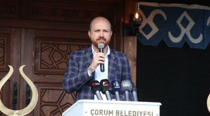 Bilal Erdoğan: Benim uzmanlık alanım Avrupa, Avrupa diye bir şey kalmayacak