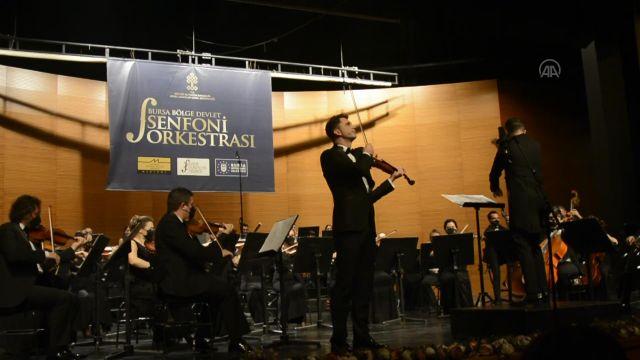 """BURSA – BBDSO'dan """"Prof. Hikmet Şimşek'i Anma Konseri"""""""