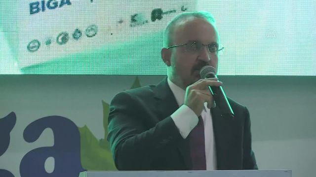 ÇANAKKALE – Biga Gıda, Tarım, Hayvancılık ve Teknolojileri Fuarı açıldı