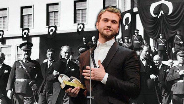 Cumhuriyet'in 100. yılında Bir Mustafa Kemal Atatürk Yapımı Geliyor: Atatürk'ü Canlandıracak Oyuncu Açıklandı