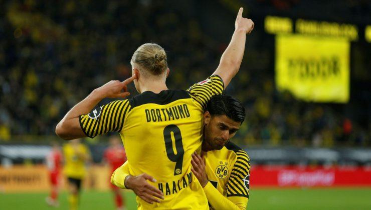 Dortmundun Haaland planı belli oldu! 15 milyon Euro