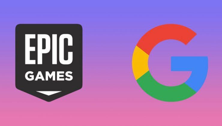 Epic Games'in Başı Şimdi de Google'la Dertte: Play Store İhlalleri Yüzünden Epic Games'e Karşı Dava Açıldı