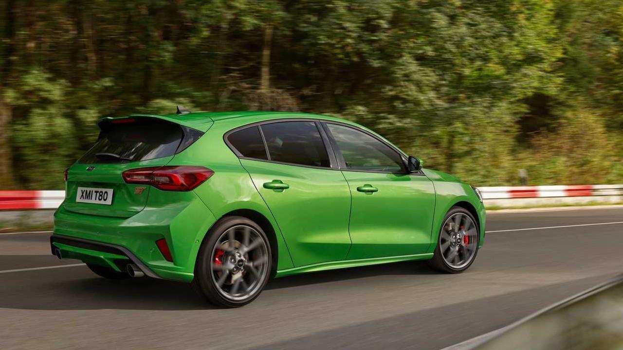 ford focus yeşil
