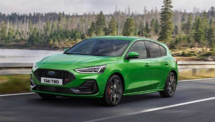 Golf'e Rakip Olabilir mi: 2022 Ford Focus, Makyajlanan Tasarımıyla Tanıtıldı