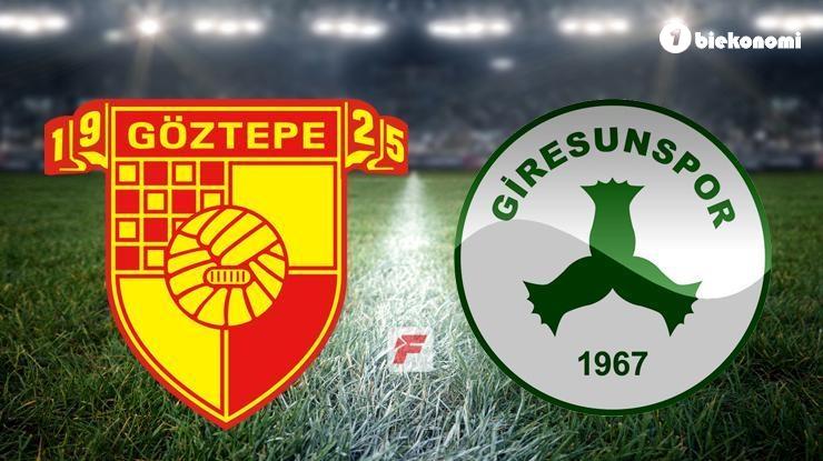 Göztepe – Giresunspor maçı hangi kanalda, saat kaçta?