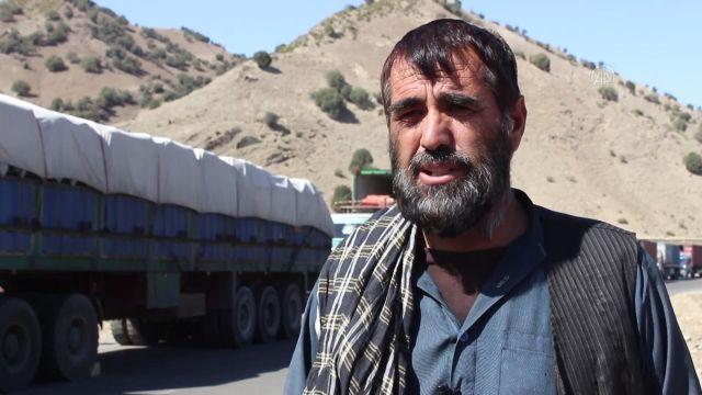 HOST – Afganistan-Pakistan sınırında tır kuyruğu