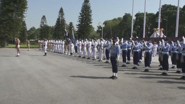 İSLAMABAD – Pakistan ve İran'dan askeri iş birliğini artırma taahhüdü
