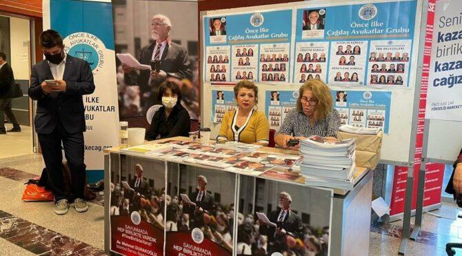 İstanbul Barosu seçime gidiyor