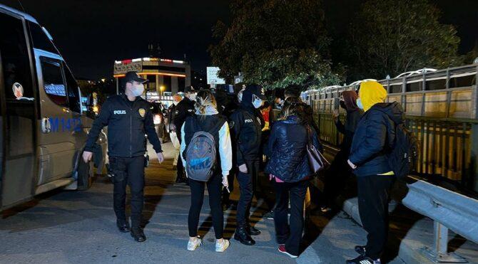İstanbul'da emniyet alarma geçti
