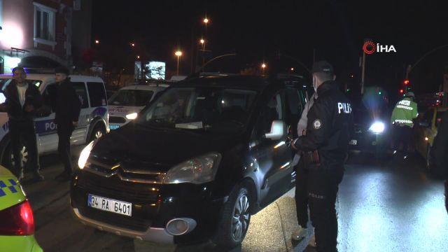 İstanbul'da helikopter destekli Yeditepe Huzur Uygulaması