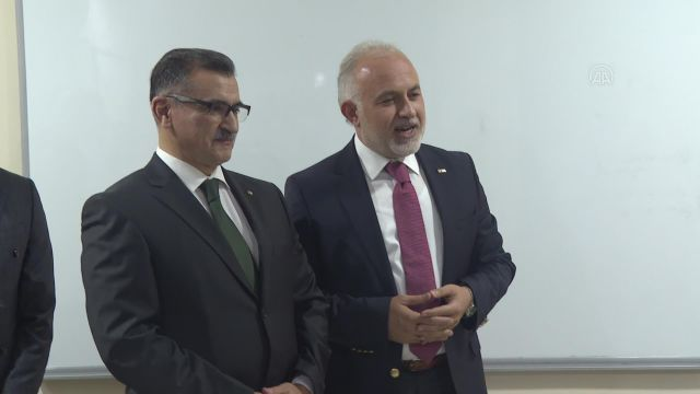 İSTANBUL – Türk Kızılay, Azerbaycan Kızılayı'nın bölgedeki insani yardım kapasitesini geliştirecek