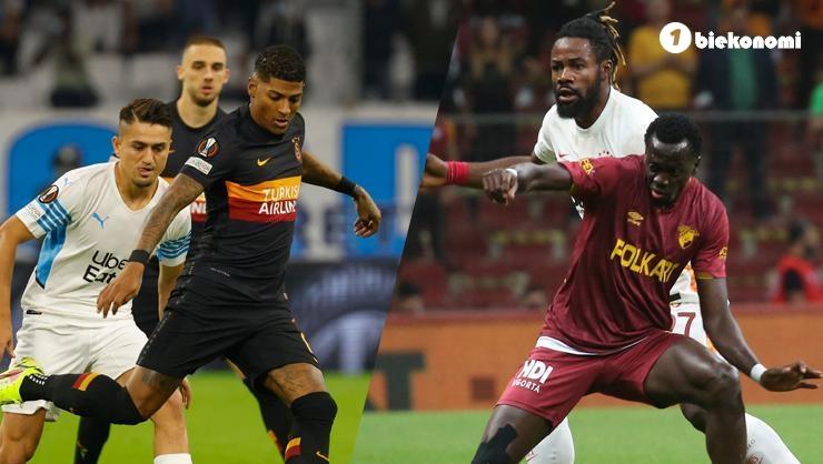 İşte Galatasarayın Süper Lig ve Avrupa Ligindeki farklı performansın…