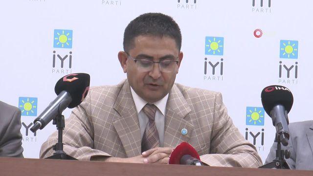 İYİ Parti Gaziantep İl Başkanı Oğuz Hocaoğlu istifa etti
