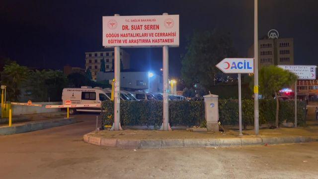 İZMİR – Tartıştığı kişiyi bıçakla yaralayan şüpheli yakalandı