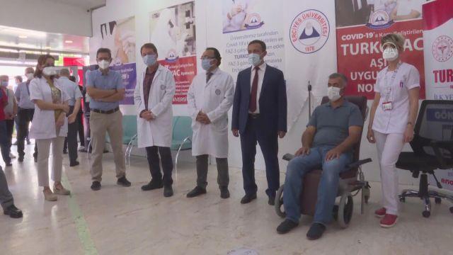 KAYSERİ – TURKOVAC'ın Delta varyantına etkisine ilişkin çalışmalarda virüs izole edildi