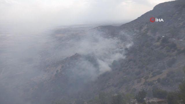 – KKTC'deki orman yangını kontrol altına alındı