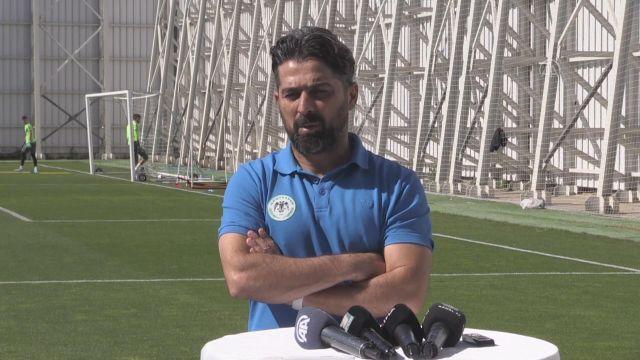 KONYA – Konyaspor, Galatasaray maçı hazırlıklarını sürdürdü