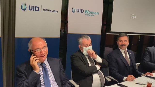 LAHEY – Cumhurbaşkanı Erdoğan, telefonla UDB yöneticileri ve Türk gazetecilere seslendi
