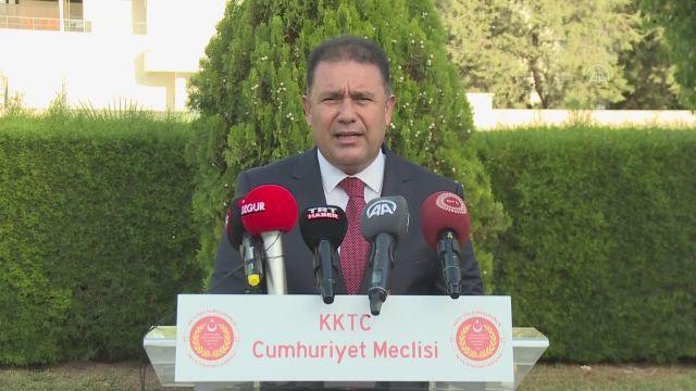 LEFKOŞA – KKTC Başbakanı Saner erken seçime hazır olduklarını açıkladı
