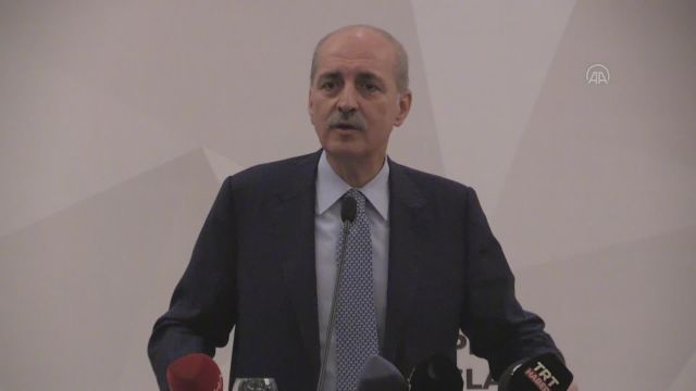 MARDİN – AK Parti Genel Başkanvekili Kurtulmuş, STK temsilcileriyle bir araya geldi (2)