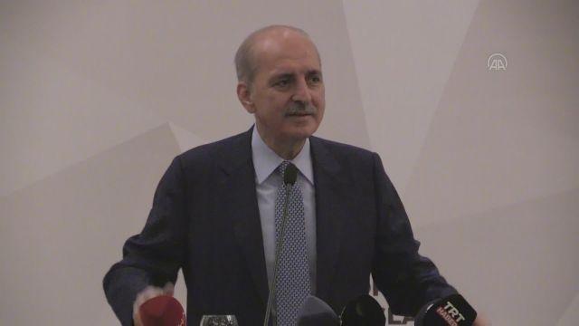 MARDİN – AK Parti Genel Başkanvekili Kurtulmuş, STK temsilcileriyle bir araya geldi (3)