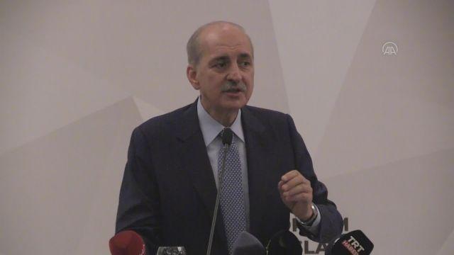 MARDİN – AK Parti Genel Başkanvekili Kurtulmuş, STK temsilcileriyle bir araya geldi (4)