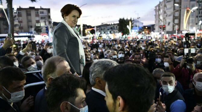 Meral Akşener'den iktidara 3600 ek gösterge tepkisi