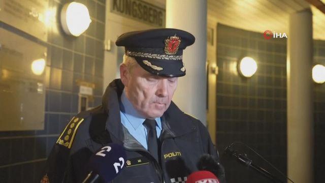 – Norveç'te oklu saldırı dehşeti: 4 ölü