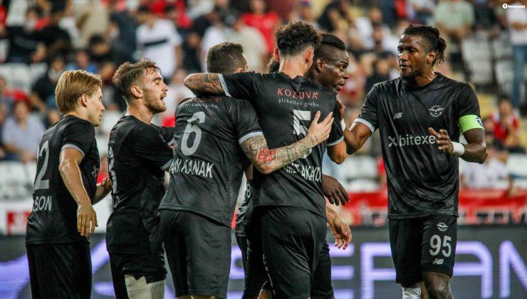 (ÖZET) Antalyaspor-Adana Demirspor maç sonucu: 1-2