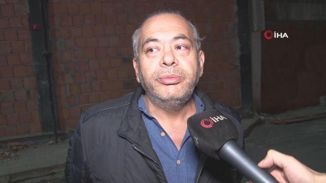 Reza Zarrab'ın holding binasının girişine hırsızları engellemek için duvar örüldü