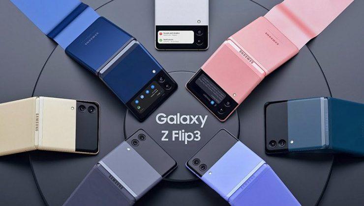 Samsung Galaxy Z Fold 3 ve Flip 3 Güney Kore'de 1 Milyon Adet Satışa Yaklaştı