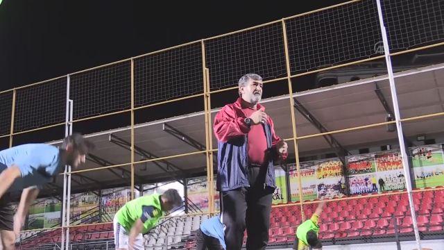 Şanlıurfa İşitme Engelliler Futbol Takımı'nda hedef Süper Lig