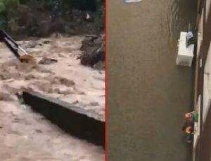Sel felaketinin yaşandığı Bozkurt'ta yürekler ağza geldi