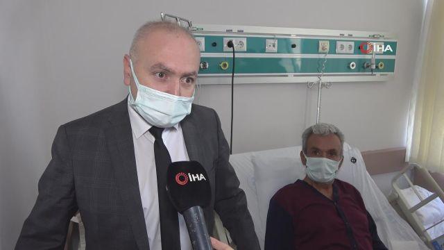 Trafik kazasında hayatını kaybeden gencin karaciğeri 16 yıldır organ bekleyen adama umut oldu