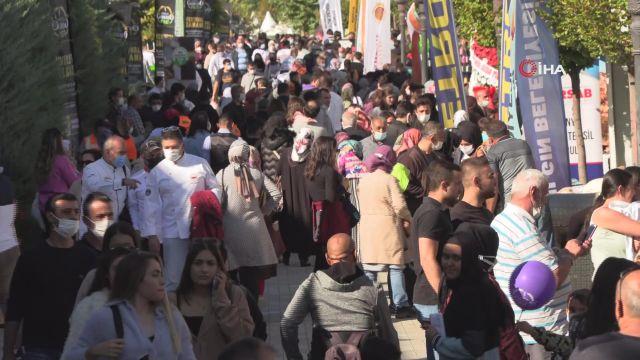 Türkiye'nin en kapsamlı lezzet festivali Konya GastroFest başladı