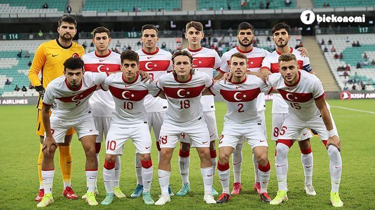Ümit Milli Takımının Kazakistan maçı aday kadrosu açıklandı