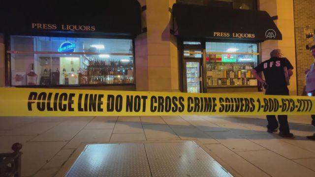 WASHİNGTON – ABD'de iş yeri soygunu