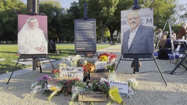 WASHINGTON – Suudi gazeteci Cemal Kaşıkçı, ölümünün 3. yılında anıldı